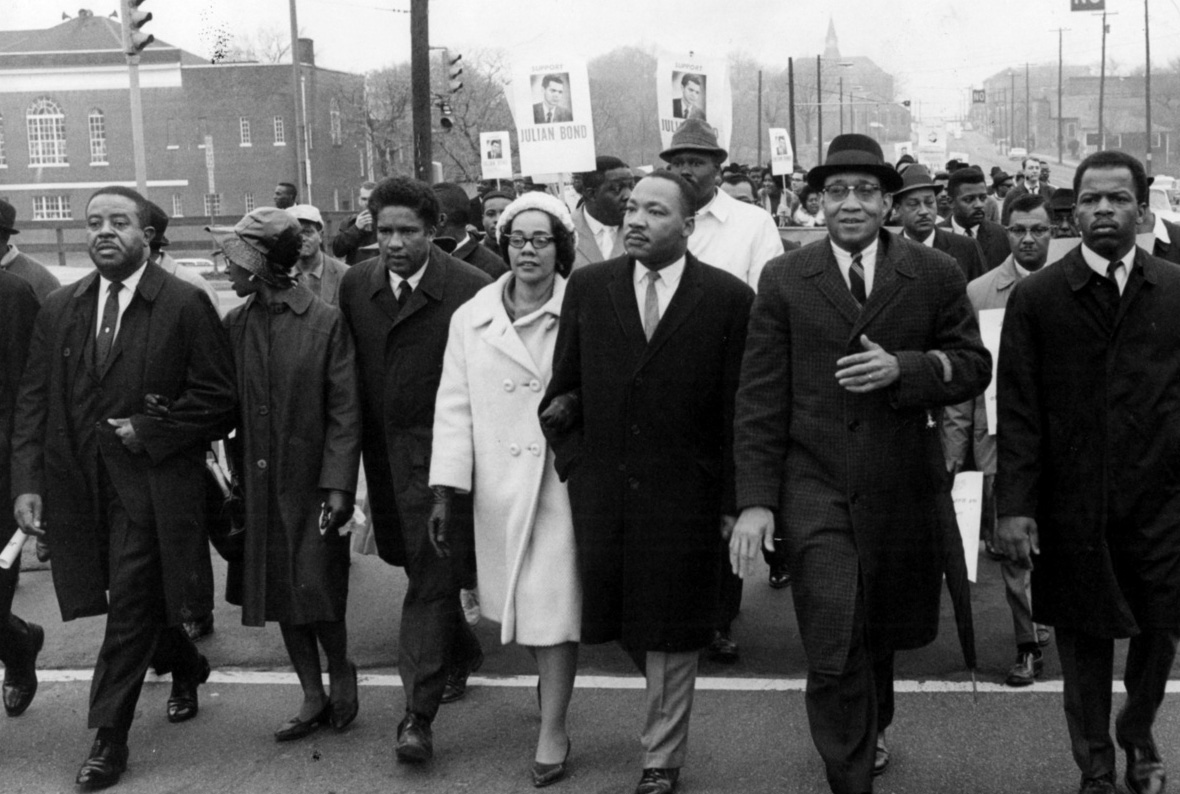 The Rev Dr Martin Luther King Jr A Leader S Leader Carlyle