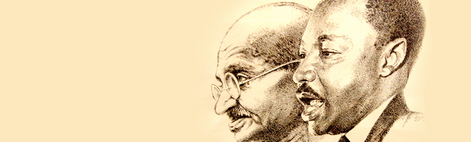 Turning the Other Cheek and Nonviolence: King, Gandhi and Jesus' Third Way